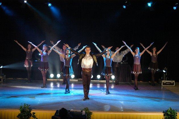Irská taneční show Celtic Energy.