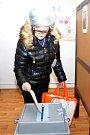 Volby v Mnichově Hradišti.