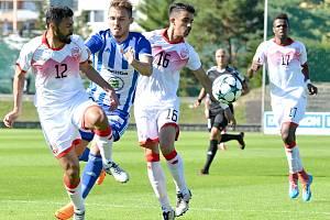 Příprava: FK Mladá Boleslav - Bahrajn.