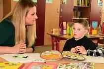Zápis dětí do prvních tříd. Ilustrační foto.