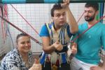 Tříkrálová sbírka letos pomůže rodině Věry Blažkové. Její syn Josef (30), kterému doma říkají Pepíno, totiž před více než sedmi lety utrpěl vážný úraz, po kterém zůstal nepohyblivý.