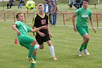 Oslavy 85 let fotbalu v Bezně - Memoriál Petra Bajera