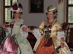 Zámek v Hradišti patřil barokním tancům