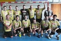 HSG Mladá Boleslav na turnaji v Praze