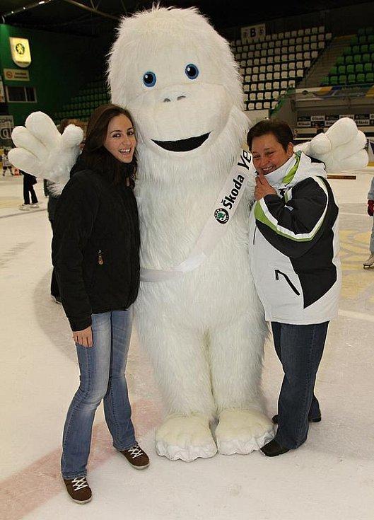 Karneval na ledě v Mladé Boleslavi.