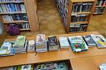 Městská knihovna v Benátkách má výpůjční okénko