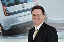 Thomas Owsianski bude od února 2014 ředitelem marketingu a prodeje značky Škoda ve společnosti Shanghai Volkswagen