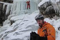 Soustředění horolezců v Rakousku.
