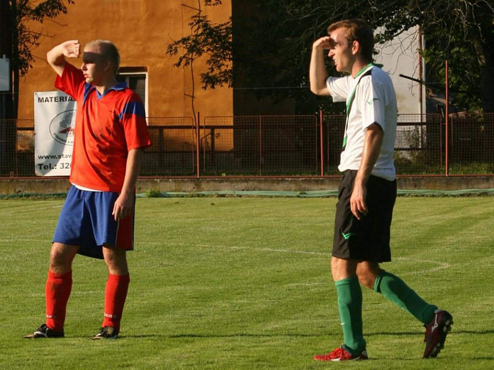 III. třída: Slavoj Kropáčova Vrutice B - Sporting Mladá Boleslav