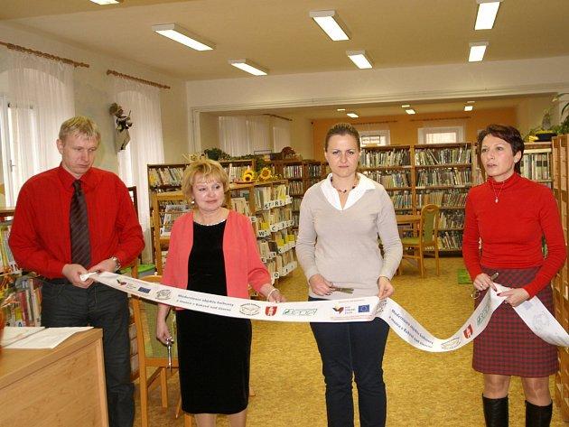 Bakovská knihovna a muzeum v plné kráse