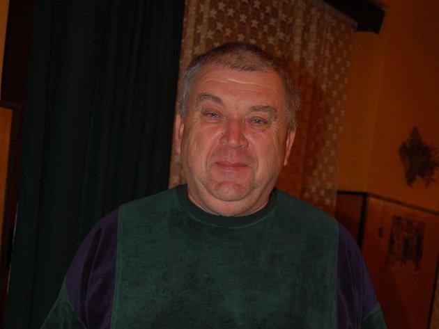 Loňský vítěz, letos devátý, Pavel Kohout