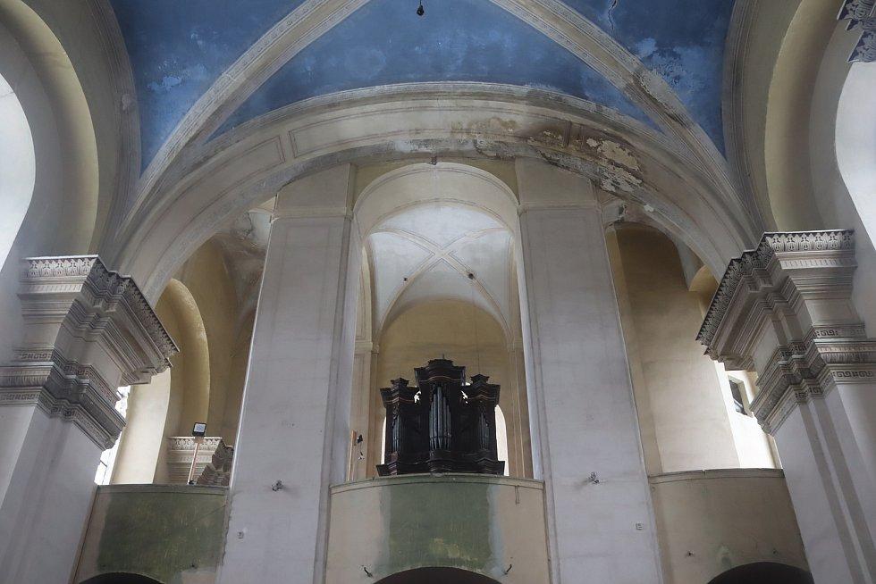 Kostel Horky nad Jizerou