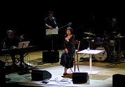 Marta Kubišová zazpívala v Mladé Boleslavi