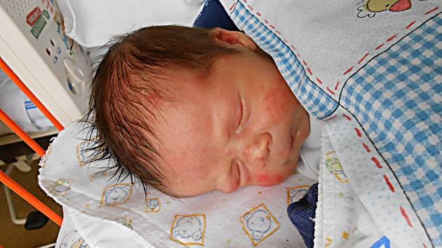 Adam Kolín se narodil 27. ledna mamince Veronice z Mladé Boleslavi. Vážil 3,37 kg a měřil 48 cm.