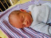 Filip Gregar se narodil 29. prosince, vážil 2,81 kg a měřil 48 cm. S maminkou Martinou a tatínkem Martinem bude bydlet v Lysé nad Labem.