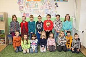 1. a 2. třída ZŠ Chotětov