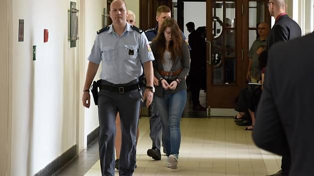 Čtyřletý trest odnětí svobody za pokus o vraždu a pětiletý zákaz kontaktu s pacienty i klienty sociálních služeb potvrdil ve středu Vrchní soud v Praze někdejší ošetřovatelce mladoboleslavské Klaudiánovy nemocnice, 21leté Lence W.