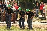 V soutěži o Chotětovský pohár zazářil tým Dobšín – Kamenice A