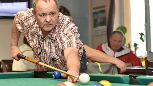 Kulečníkový a šipkový turnaj se uskutečnil v Kolomutech.