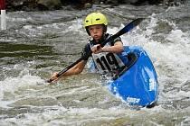V Benátkách se odehrály závody ve vodním slalomu