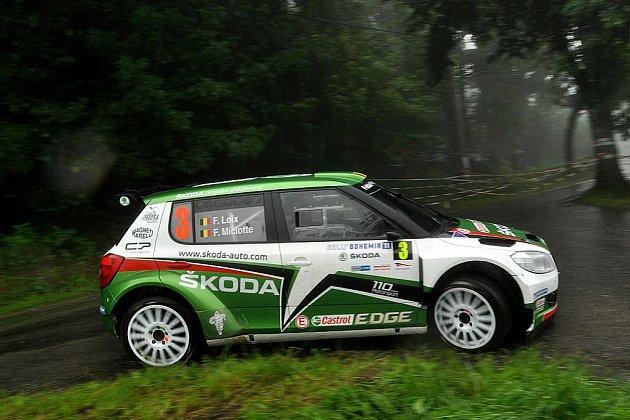 Rally Bohemia 2011 (neděle).