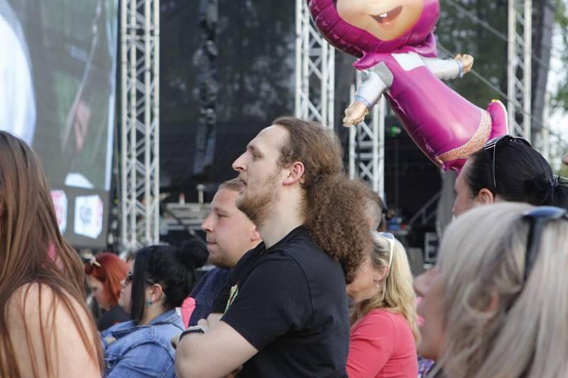 Festival Krásná louka.
