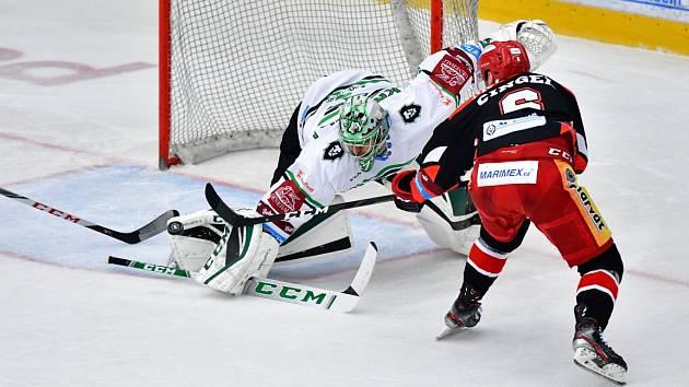 Tipsport extraliga: BK Mladá Boleslav - Mountfield HK