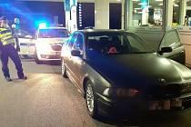 Celníci odhalili auto, které převáželo drogy.