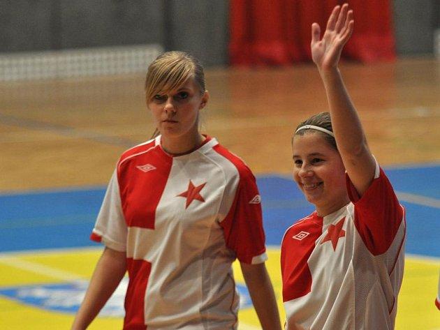 Dívčí fotbalový turnaj O pohár města Mnichova Hradiště