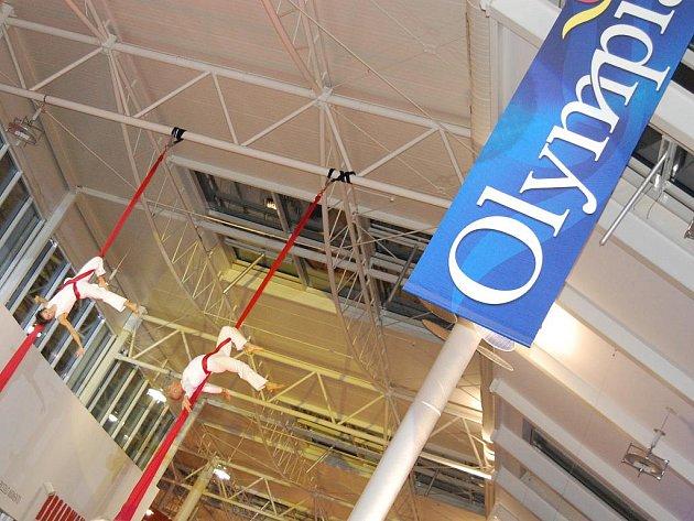 Olavy 9. nározenin Olympia centra Mladá Boleslav