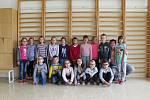 Základní škola Pastelka Mladá Boleslav 1.C , třídní učitelka Veronika Bidzilia