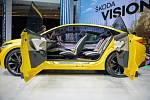 Škoda Vision iV.