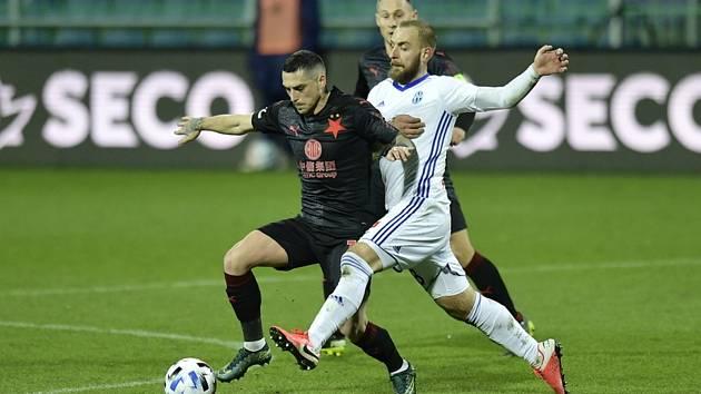 Mladá Boleslav doma prohrála se Slavií 0:3.