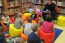 V Mnichově Hradišti se četlo dětem
