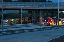 Na zastávce Mladá Boleslav město srazil vlak člověka