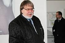 Předseda podnikové odborové organizace Jaroslav Povšík.