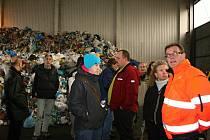 Co vytřídí třídírna odpadu, putuje na skládku