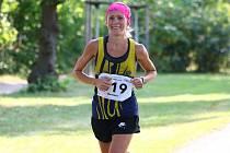Vytrvalkyně Barbora Chumlenová obsadila na mistrovství Německa v běhu na sto kilometrů celkově druhé místo, mezi ženami přemožitelku nenašla.