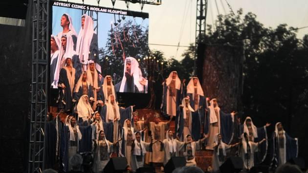 Nabucco na Valečově