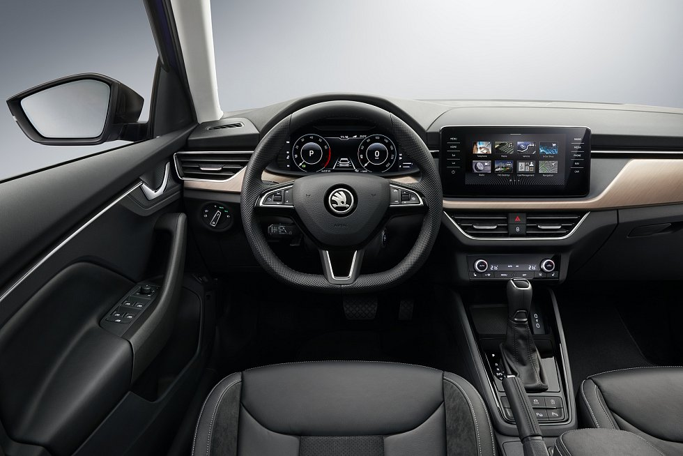 Škoda Scala vstupuje na trh, už má téměř 1000 rezervací.