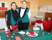 Střední škola v Horkách nad Jizerou otevřela dveře. Představila činnost jednotlivých oborů.