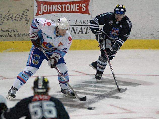 I. hokejová liga: HC Benátky nad Jizerou - KLH Chomutov