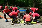 Dobrovolní hasiči ze Žďáru si připomněli 130 let od vzniku