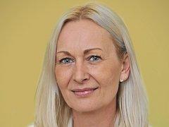 Jitka Laubeová, vrchní sestra oddělení domácí péče Klaudiánovy nemocnice v Mladé Boleslavi.