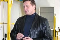 Jiří Fojta, vedoucí Rekondičního centra Mladá Boleslav.