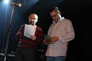 3. místo v kategorii zpěvák roku patří Josefu Žaludovi.