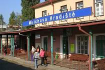 Vlakové nádraží Mnichovo Hradiště
