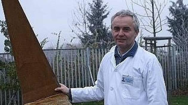 Stanislav Najman, ředitel Kliniky Dr. Pírka