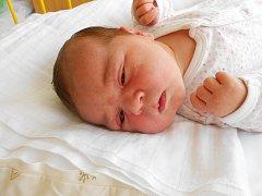 Esterka Šimonová se narodila 12. března mamince Daně a tatínkovi Pavlovi z Mladé Boleslavi. Vážila 3,7 kg a měřila 50 cm. Doma se na ni už těší sestřička Magdalénka.