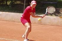 Boleslavská tenistka Klára Vtelenská kralovala turnaji v Nové Pace